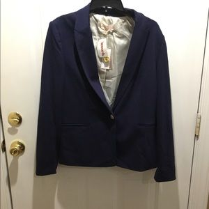 Philosophy Navy Blazer: Size XL